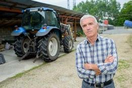 Landwirtschaftliche Unfallversicherung