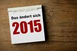 Lebensversicherung 2015