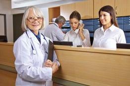 Versicherung Arzt