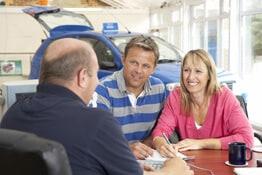 Berufsunfähigkeit Autoverkäufer