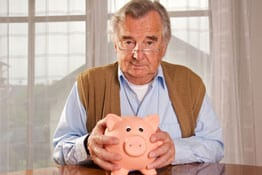 Sofortrente Bankauszahlplan