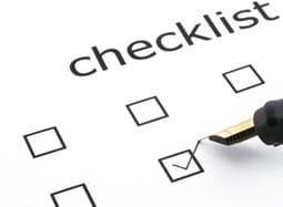 Checkliste Leistungen PKV
