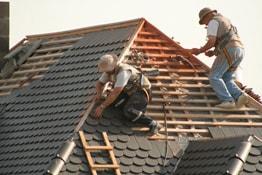 Betriebshaftpflicht Dachdecker