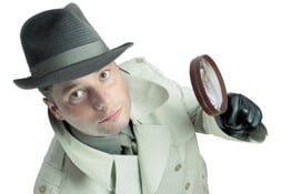Berufsunfähigkeit Detektive