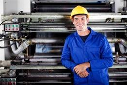 Betriebshaftpflicht Druckerei
