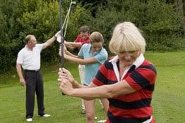 Berufsunfähigkeit Golflehrer