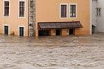 Gewerbeversicherung Hochwasser