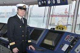 Berufsunfähigkeit Kapitän