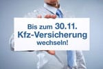 Sparpotenzial Kfz-Versicherung