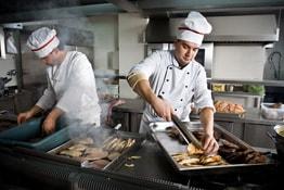 Berufsunfähigkeit Koch