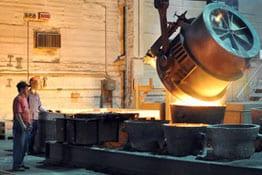 Berufsunfähigkeit Metall- und Glockengiesser