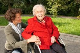 Pflegeversicherung Laienpflege