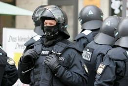 Dienstunfähigkeit für Polizeibeamte