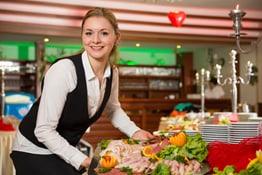 Berufsunfähigkeit Restaurantfachleute