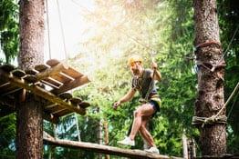 Betriebshaftpflichtversicherung Klettergarten