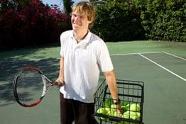 Tennisschule / Tennistrainer