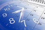 Uhr Kalender