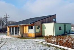 Gebäudeversicherung Vereinsheim