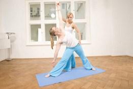 Berufsunfähigkeit Yogalehrer